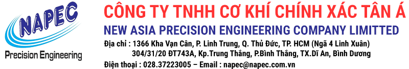 NEW ASIA PRECISION ENGINEERING CO.,LTD